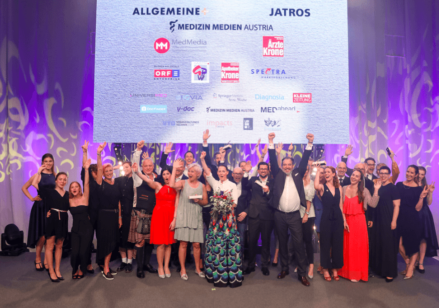 Spot the Dot winner of two 'Goldene Skalpell' (Best of Pharma Marketing 2019) Awards! 2