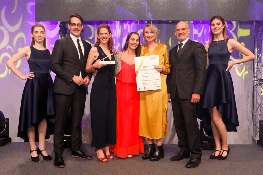Spot the Dot winnaar van twee 'Goldene Skalpell' (Best of Pharma Marketing 2019) Awards! 4