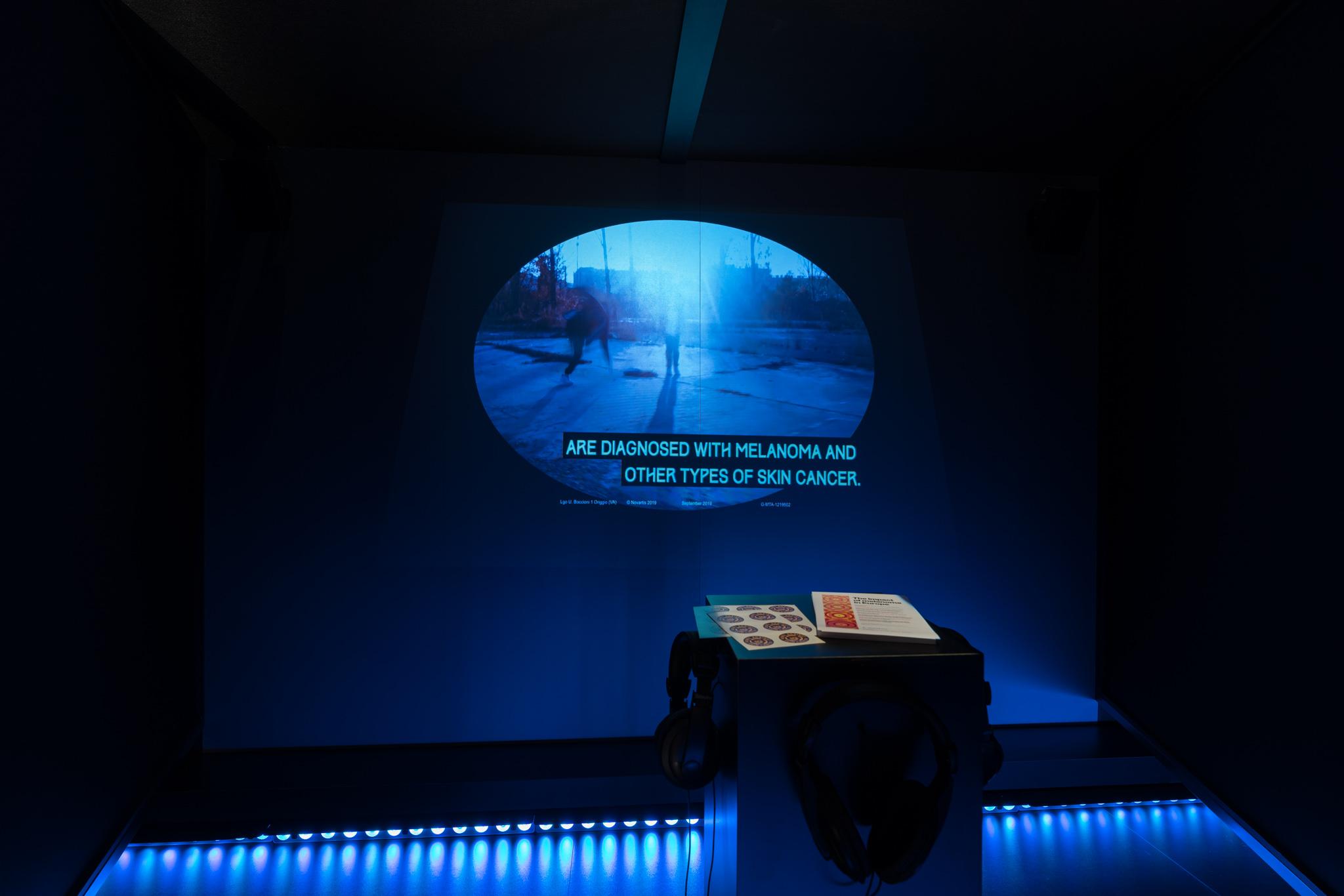 """Melanoma Revealed: A European Exhibit"" in Barcelona 10"