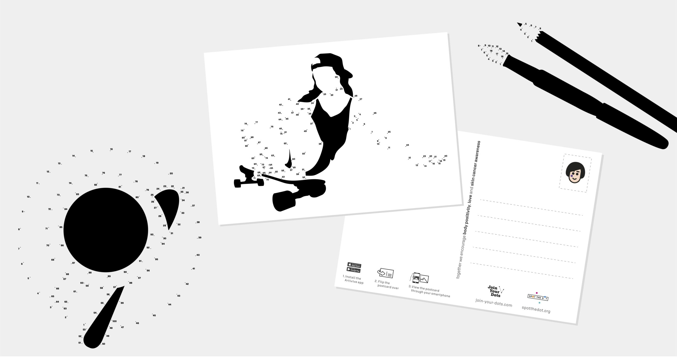 Join Your Dots & Spot the Dot: bringing dots to life 7