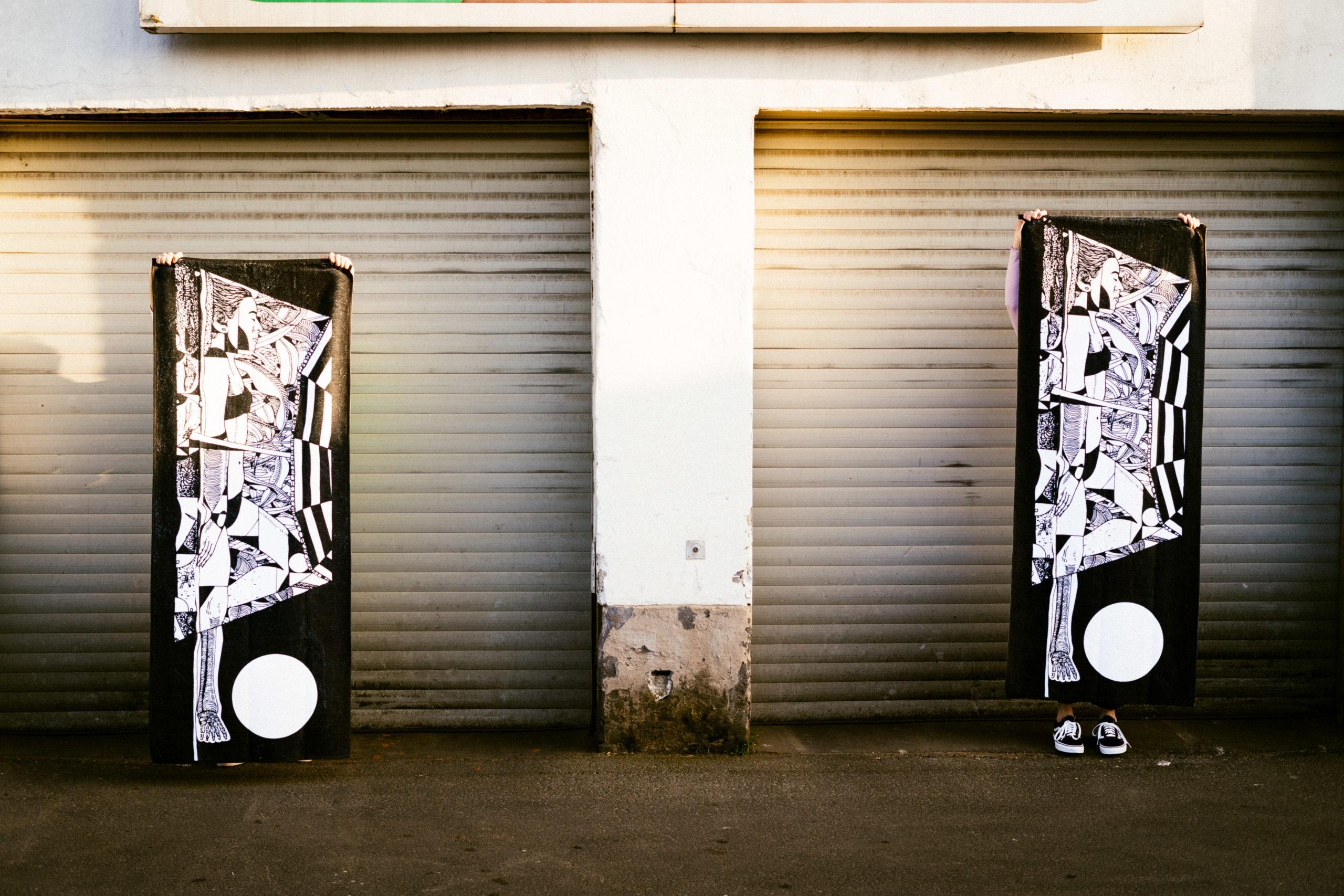 Spot the Towel: Kunst op een badlaken 13