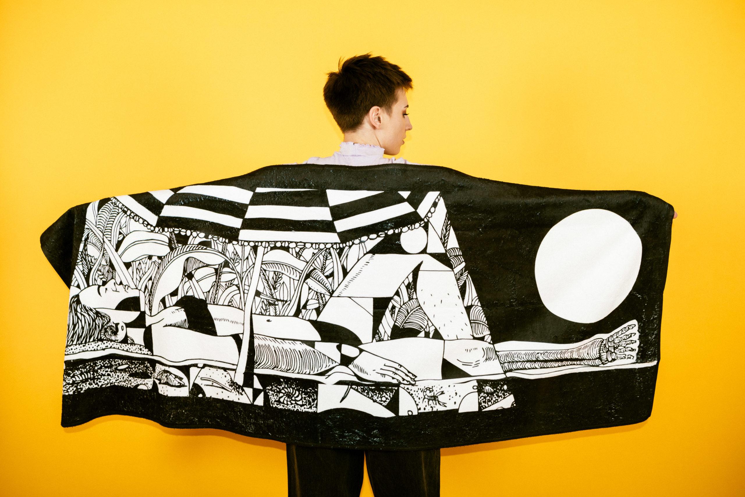 Spot the Towel: Kunst op een badlaken 12