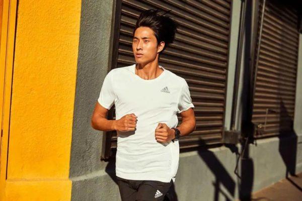 Collaboration with Adidas Runtastic 1
